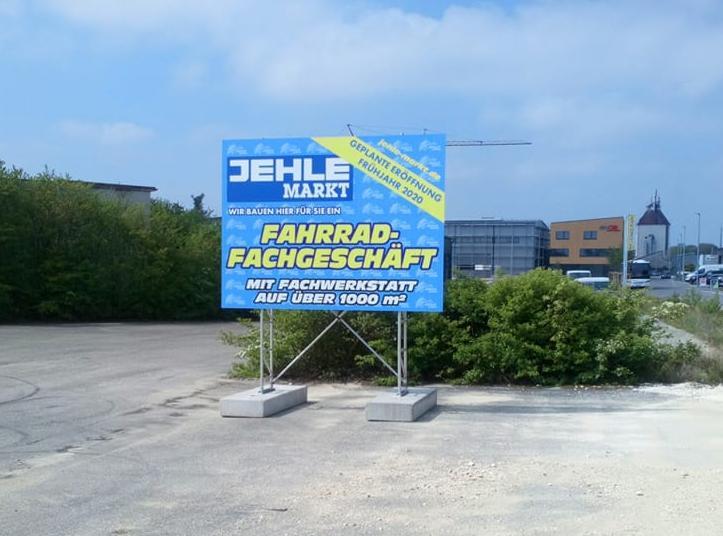 Neueröffnung Fahrradgeschäft in der Tuchmacherstraße, 89129 Langenau